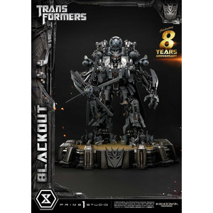 Prime 1 Studio Transformers: Transformers Movie - Blackout Statue