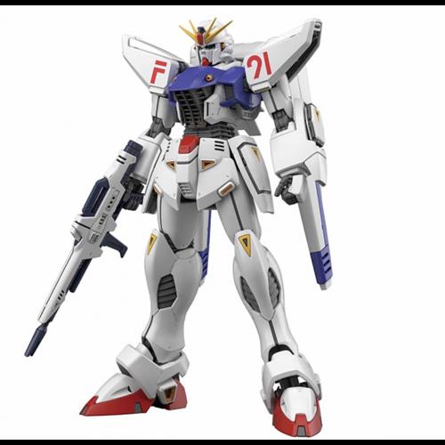 Bandai Gundam: Master Grade - Gundam F91 Ver.2.0 1:100 Model Kit
