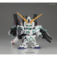 Gundam Unicorn: BB390 Full Armor Unicorn Gundam Model Kit
