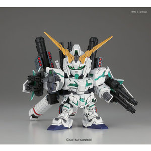 Bandai Gundam Unicorn: BB390 Full Armor Unicorn Gundam Model Kit