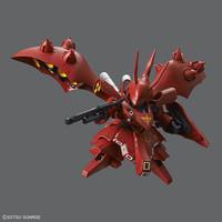 Gundam Char's Counterattack: SD Gundam Cross Silhouette Nightingale Model Kit