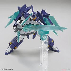 Bandai Gundam Build Divers Re:Rise: High Grade - Gundam Try Age Magnum 1:144 Model Kit