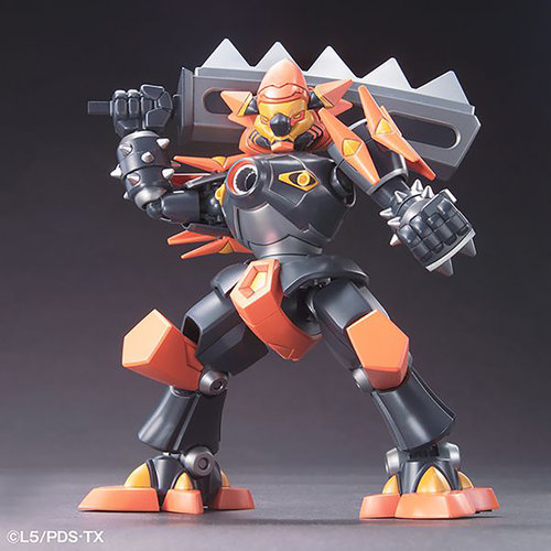 Bandai Little Battlers Experience: Hakai-O Model Kit