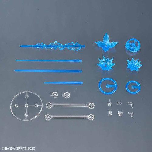 Bandai Customize Effect: Gunfire Image Ver. Blue