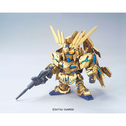 Bandai Gundam Unicorn: BB394 Unicorn Gundam 03 Phenex Model Kit