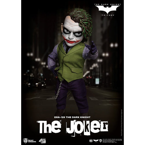 Beast Kingdom DC Comics: The Dark Knight - The Joker 6 inch Action Figure