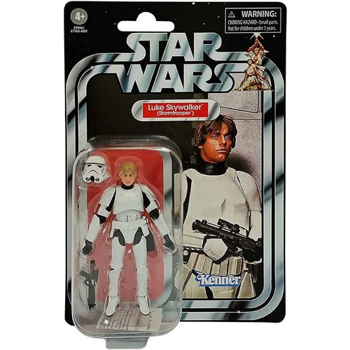 HASBRO Star Wars The Vintage Collection Luke Skywalker (Stormtrooper)