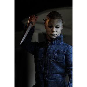 NECA Halloween 2: Michael Myers 8 inch Clothed Action Figure