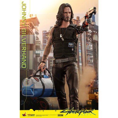 Hot toys Cyberpunk 2077: Johnny Silverhand 1:6 Scale Figure