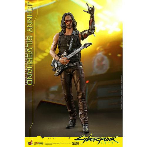 Hot toys Cyberpunk 2077: Johnny Silverhand 1:6 Scale Figure