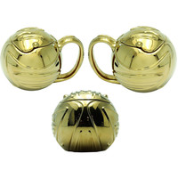 Harry Potter - Golden Snitch Shaped Mug