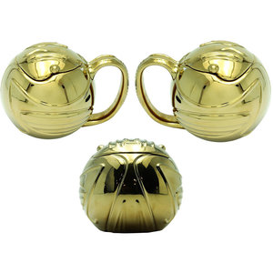 Abstyle Harry Potter - Golden Snitch Shaped Mug