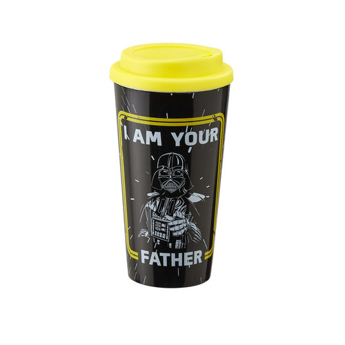 FUNKO Star Wars: Fathers Day - I Am Your Father Lidded Mug