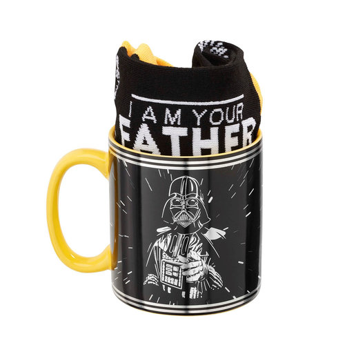 FUNKO Star Wars: Fathers Day - I Am Your Father - Mugs and Socks