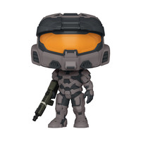 Pop! Games: Halo Infinite - Spartan Mark VII with Commando Rifle