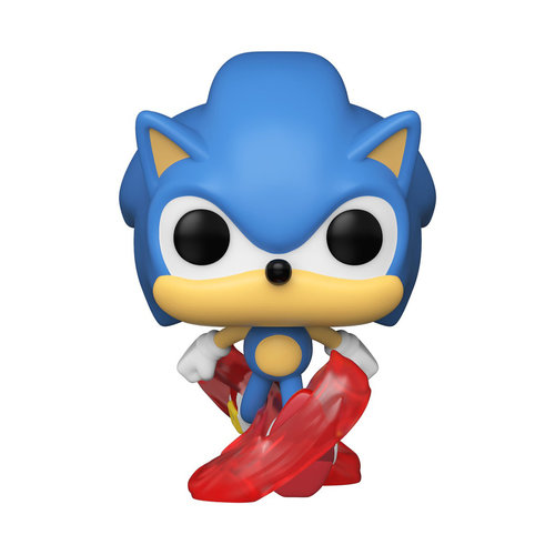 FUNKO Pop! Games: Sonic 30th - Running Sonic