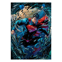 DC Comics Jigsaw Puzzle Superman Chatarra