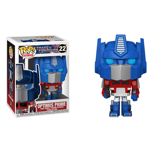 FUNKO Funko Pop! Retro Toys S3: Transformers - Optimus Prime