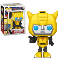 Funko Pop! Retro Toys S3: Transformers - Bumblebee