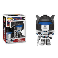 Funko Pop! Retro Toys S3: Transformers - Jazz