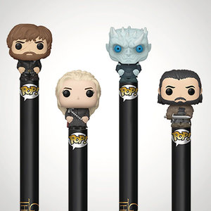 FUNKO Funko Game Of Thrones POP! Pen Toppers
