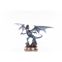 Yu-Gi-Oh: Blue-Eyes White Dragon Silver Edition PVC Statue
