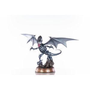 First 4 Figures Yu-Gi-Oh: Blue-Eyes White Dragon Silver Edition PVC Statue