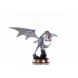 First 4 Figures Yu-Gi-Oh: Blue-Eyes White Dragon White Edition PVC Statue