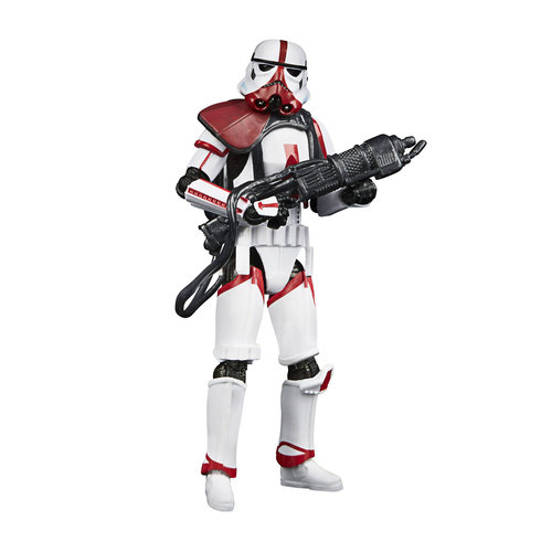 HASBRO Star Wars: The Mandalorian - Incinerator Trooper - Vintage Collection Action Figure