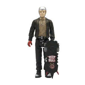 super7 Back to the Future 2: Griff Tannen 3.75 inch ReAction Figure