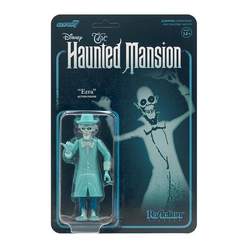 super7 Disney: Haunted Mansion - Ezra 3.75 inch ReAction Figure