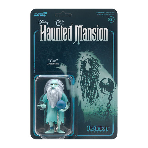 super7 Disney: Haunted Mansion - Gus 3.75 inch ReAction Figure