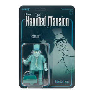 super7 Disney: Haunted Mansion - Phineas 3.75 inch ReAction Figure