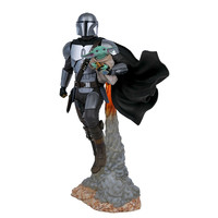 Star Wars Milestones: The Mandalorian and Child 1:6 Scale Statue
