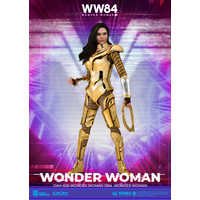 DC Comics: Wonder Woman 1984 - Wonder Woman Golden Armor