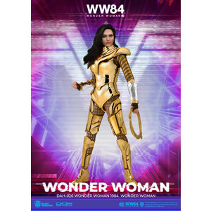 Beast Kingdom DC Comics: Wonder Woman 1984 - Wonder Woman Golden Armor