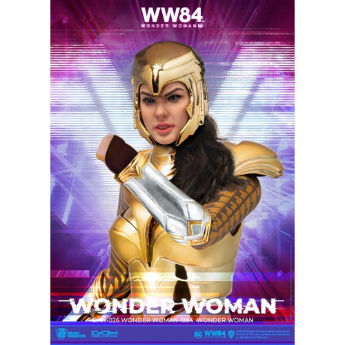 Beast Kingdom DC Comics: Wonder Woman 1984 - Wonder Woman Golden Armor