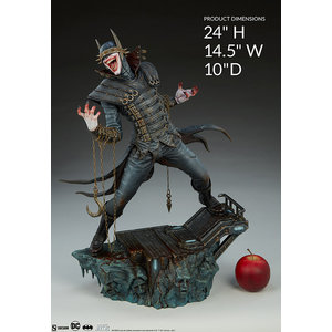 Sideshow Toys DC Comics: Batman Who Laughs Premium Format 1:4 Scale Statue
