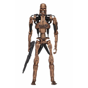 NECA Kenner Tribute Metal Mash Terminator figure