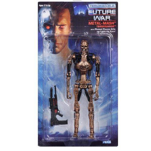 NECA Kenner Tribute Metal Mash Terminator figure