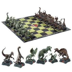 The Noble Collection Jurassic Park: Chess Set