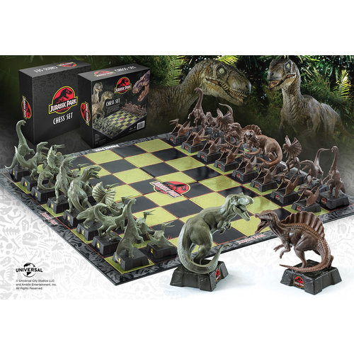 Jurassic Park: Chess Set