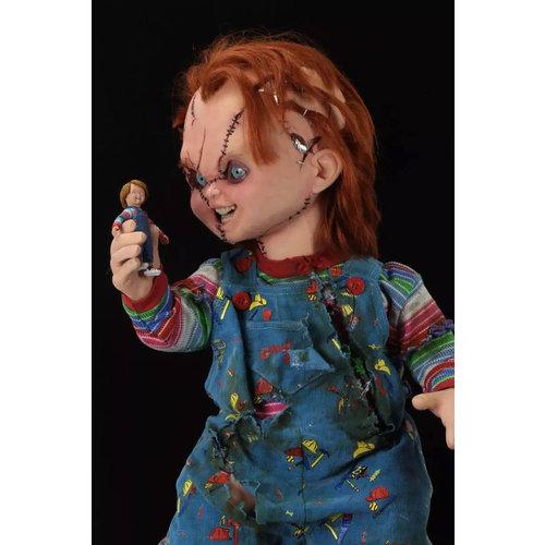 NECA Bride of Chucky: Life Sized Chucky Replica