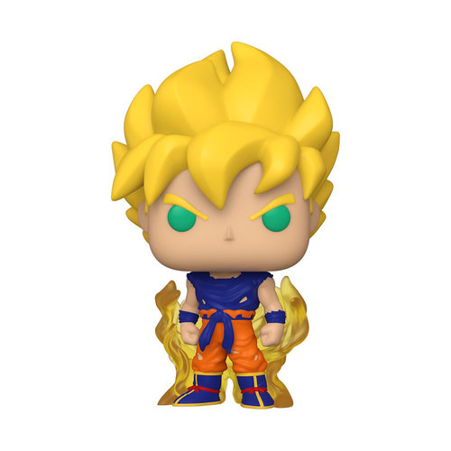 Pop! Anime: Dragon Ball Z - Super Saiyan Goku First Appearance