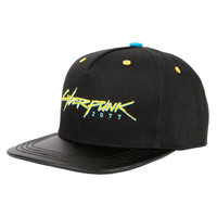 Cyberpunk 2077: Logo Snapback Cap