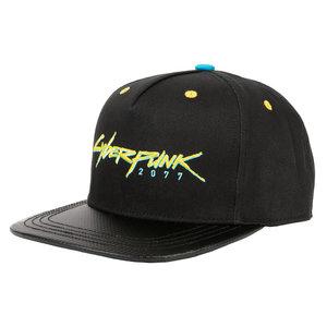 Jinx Cyberpunk 2077: Logo Snapback Cap