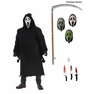 NECA Scream: Ultimate Ghostface 7 inch Action Figure