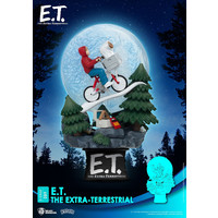 E.T. the Extra-Terrestrial: E.T. PVC Diorama