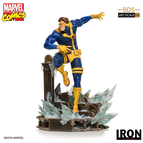 Iron Studios Marvel: X-Men - Cyclops 1:10 Scale Statue