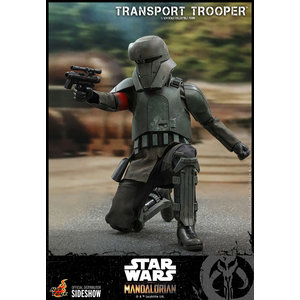 Hot toys Star Wars: The Mandalorian - Transport Trooper 1:6 Scale Figure